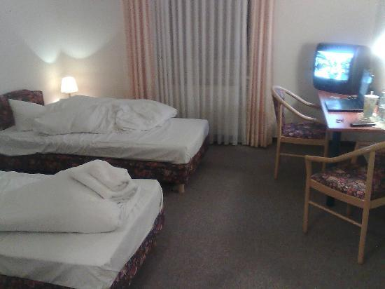 Parkhotel: Twin room