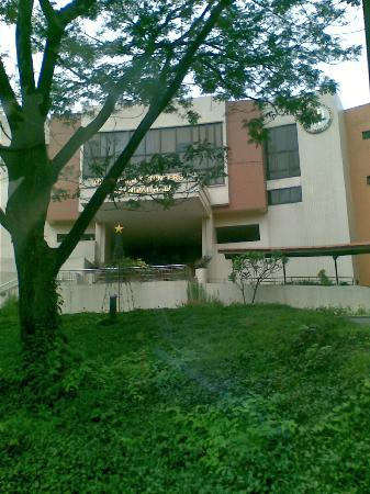 University of the Philippines: New Building