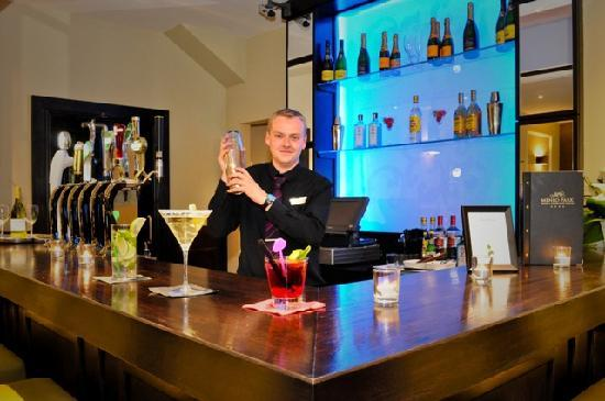 Menlo Park Hotel : New Cocktail Menu