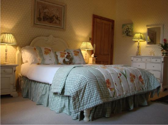 Crosshall Farmhouse B&B: double room with ensuite