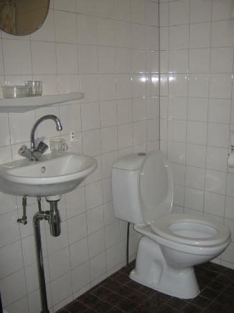 Van Gelder Hotel: bagno