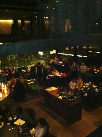 Conservatorium Hotel: The Brasserie