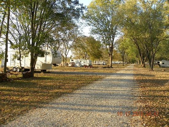 Campshore Campground: Seasonal Camping