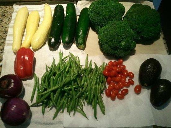 Hempstead, TX: Fresh Veggies!!