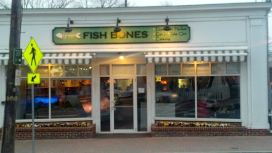 Fishbones in the Village : Fishbones