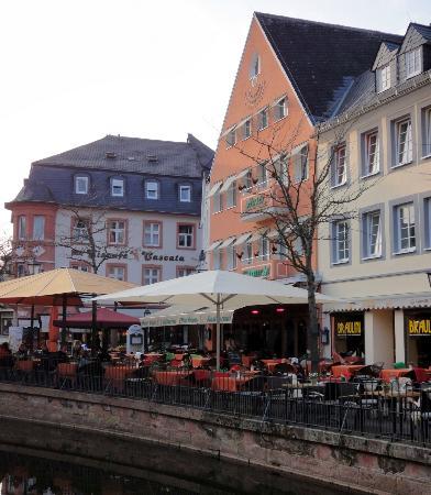 hotel am markt bewertungen fotos preisvergleich saarburg deutschland. Black Bedroom Furniture Sets. Home Design Ideas