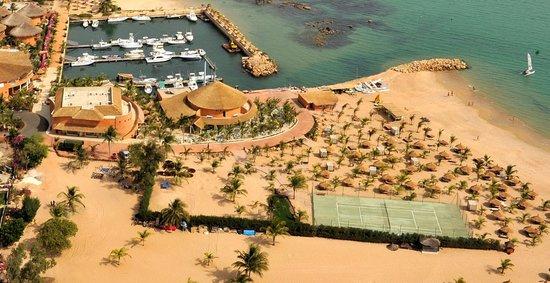 Lamantin Beach Resort Spa Vue Du Ciel