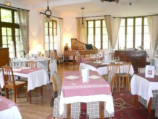 Chalet Hôtel d'Ailefroide : Le Restaurant