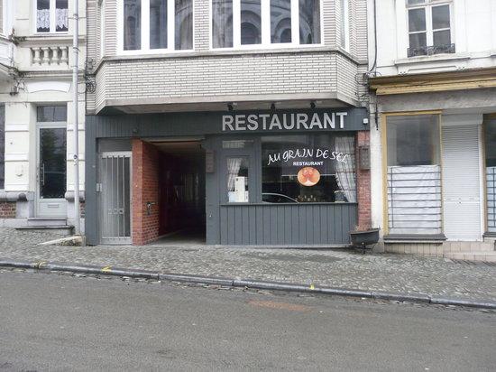 Spa, Belgien: Le restaurant
