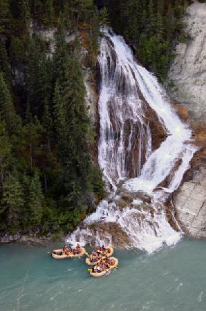 Panorama Vacation Retreat at Horsethief Lodge: Kootenay River Rafting