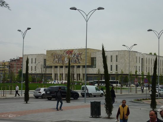 National History Museum: Museum at Tirana