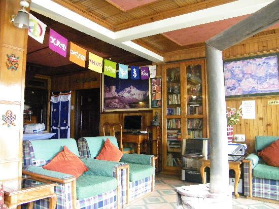 Dekeling Hotel: Attique pretty cozy