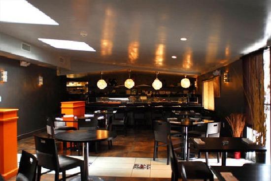 Koo Neo-Japonese Cuisine: Koo dining room