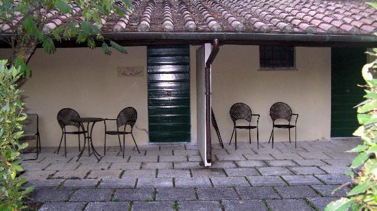 Abbazia dei Collemedio: Ansicht der Dependance