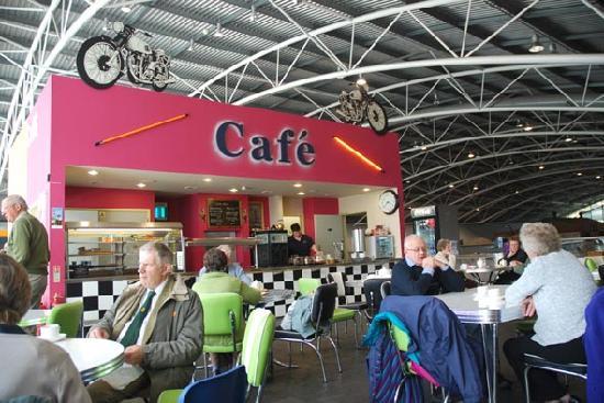 Milestones Museum: Cafe