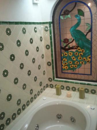 Casa Dionisio: Tub