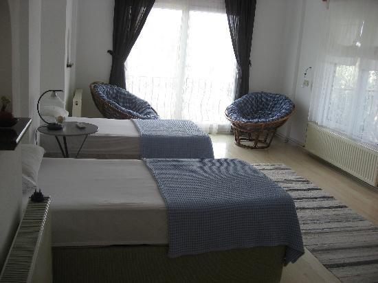 Beyaz Ev Pansiyon: oda 2