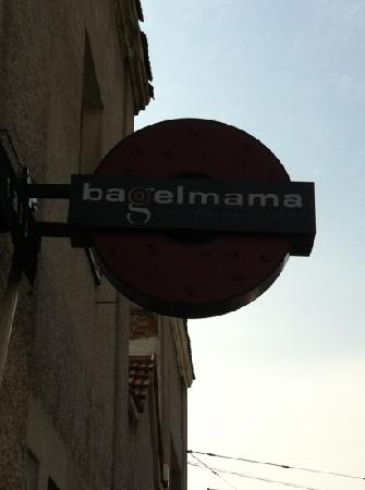 Bagelmama : outside