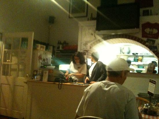 Bobby V's Italian Restaurant Pizzeria: Bobby V's - Inside Restaurant View