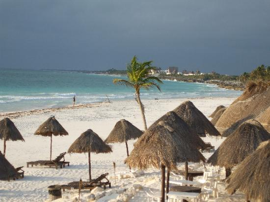 Poc-na Tulum: A view to the south