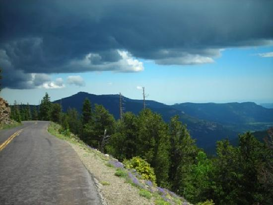 Mount Evans Scenic Byway : one of my favorites