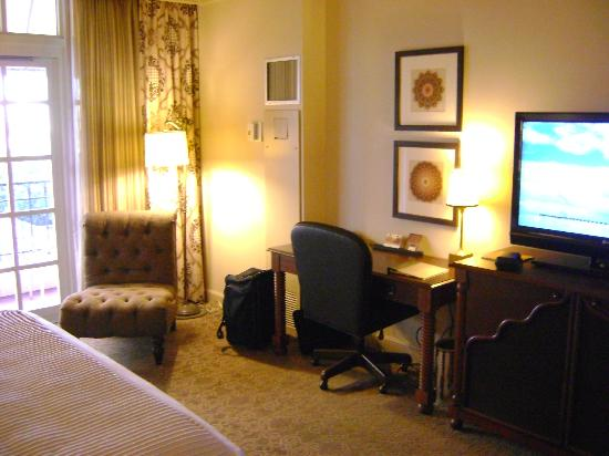 Hyatt Regency Coral Gables: Desk