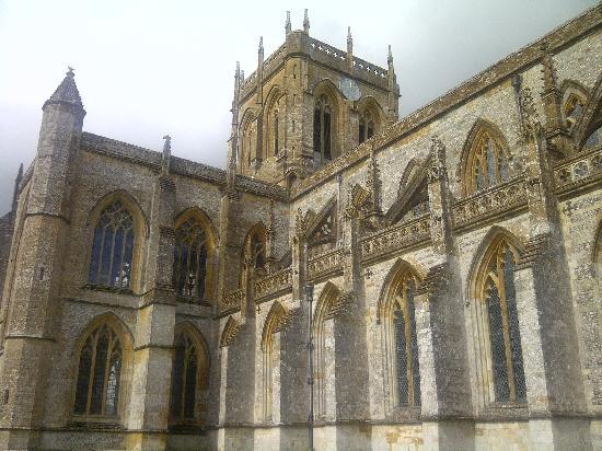 Hambro Arms: Milton Abbey