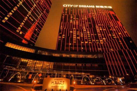 澳门君悦酒店: Grand Hyatt Macau