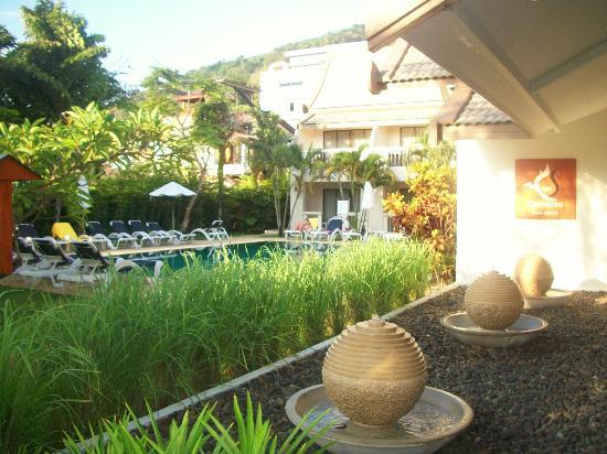 Centara Kata Resort Phuket: spa & quiet pool