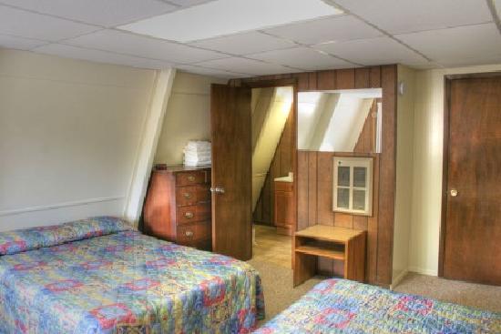Heidelberg Lodges : Motel room