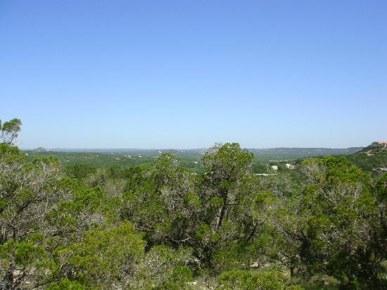 Blair House Inn : View from hiking trail