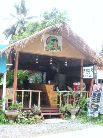 Happy Turtle Restaurant/Bar/Accommodation/Cooking class