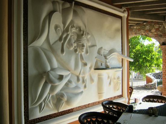 Artwork picture of casa del pintor punta de mita - Casa del pintor ...