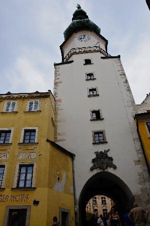 Bratislava la porta di san michele photo de porte michel for La porta media