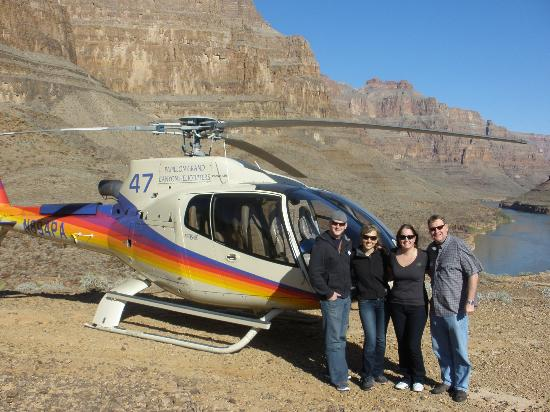 Picnic Lunch  Picture Of Papillon Grand Canyon Helicopters Boulder City  T