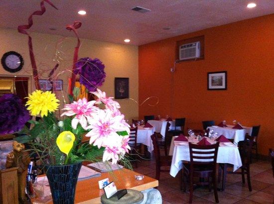 Chef Patrick's: dinning room