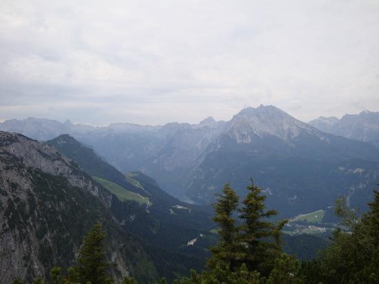 Obersalzberg: Eagle's Nest - Kehlsteinhaus