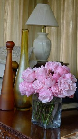 The Garden House: Fresh flowers