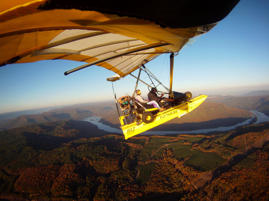 Flying Adventures: Tennessee River Gorge/Chattanooga w/FLYTHIS.BIZ