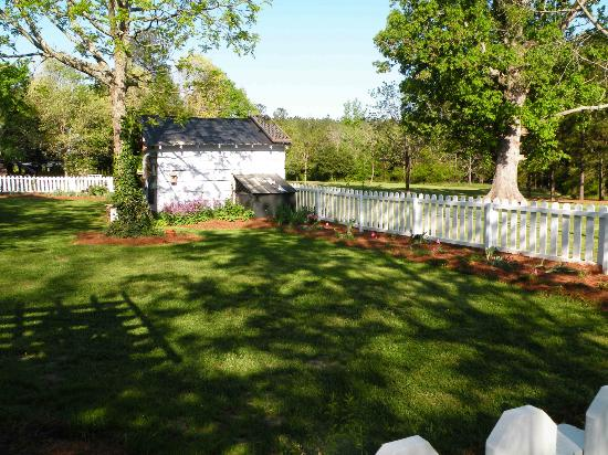 Magnolia Manor Plantation Bed and Breakfast : Views of property