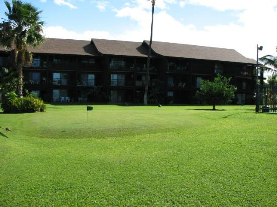 Castle Molokai Shores - Putting Green