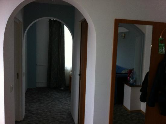 Cabana Trei Brazi: Room