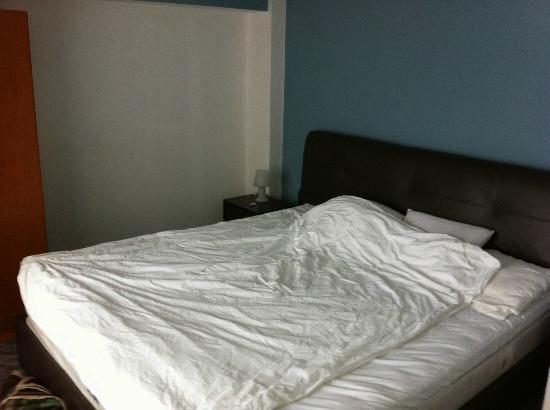 Cabana Trei Brazi: Bedroom