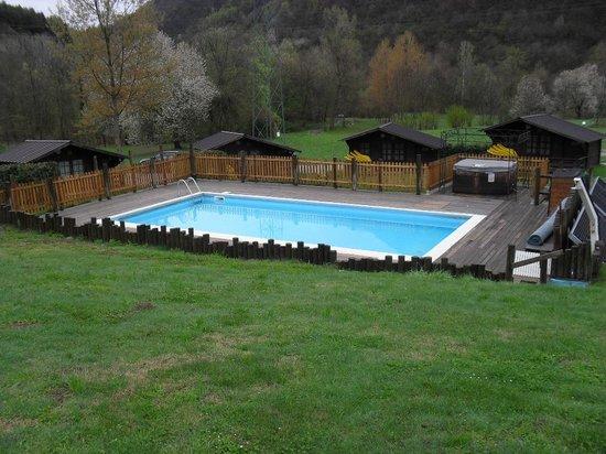 Gaiola, Italien: piscina