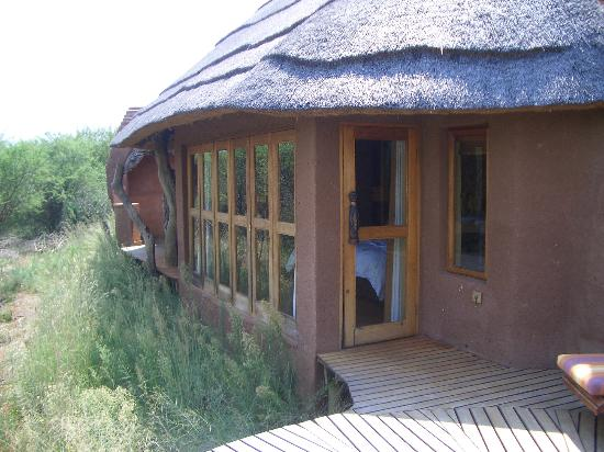 Madikwe Safari Lodge: Unsere Villa