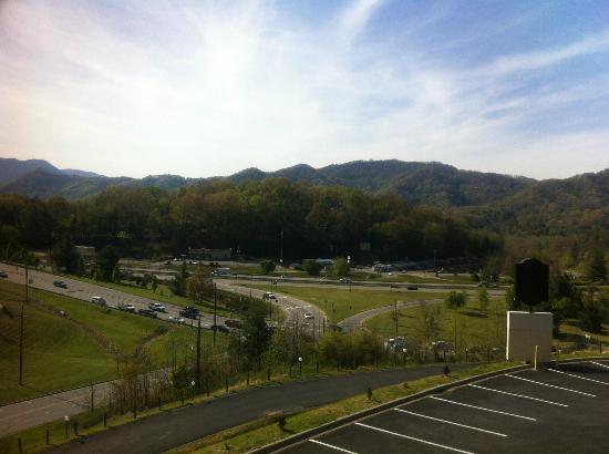 Super 6 - Waynesville : Nature view simply beautiful