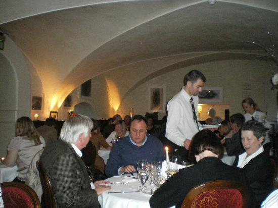 La Boheme: The Dining Room