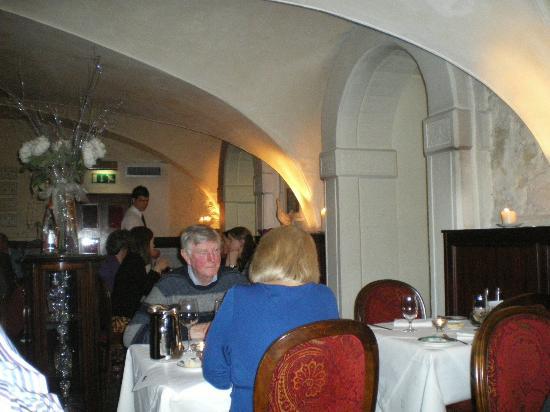 La Boheme: Inside The Main Dining Room