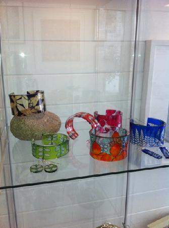 Four Crows Gallery: Sue Gregor jewellery