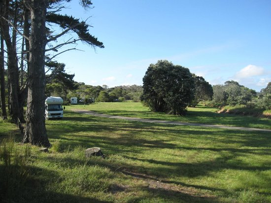 DOC Rarawa Beach Campsite